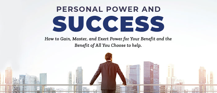 Personal Power and Success